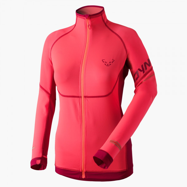Ultra Longsleeve Full Zip Damen