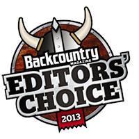 Backcountry Magazine - Editor's Choice 2012/2013