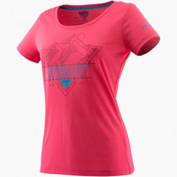 Transalper Graphic T-shirt Damen
