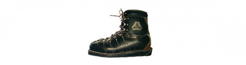 One of the first boots made by Humanic in 1950