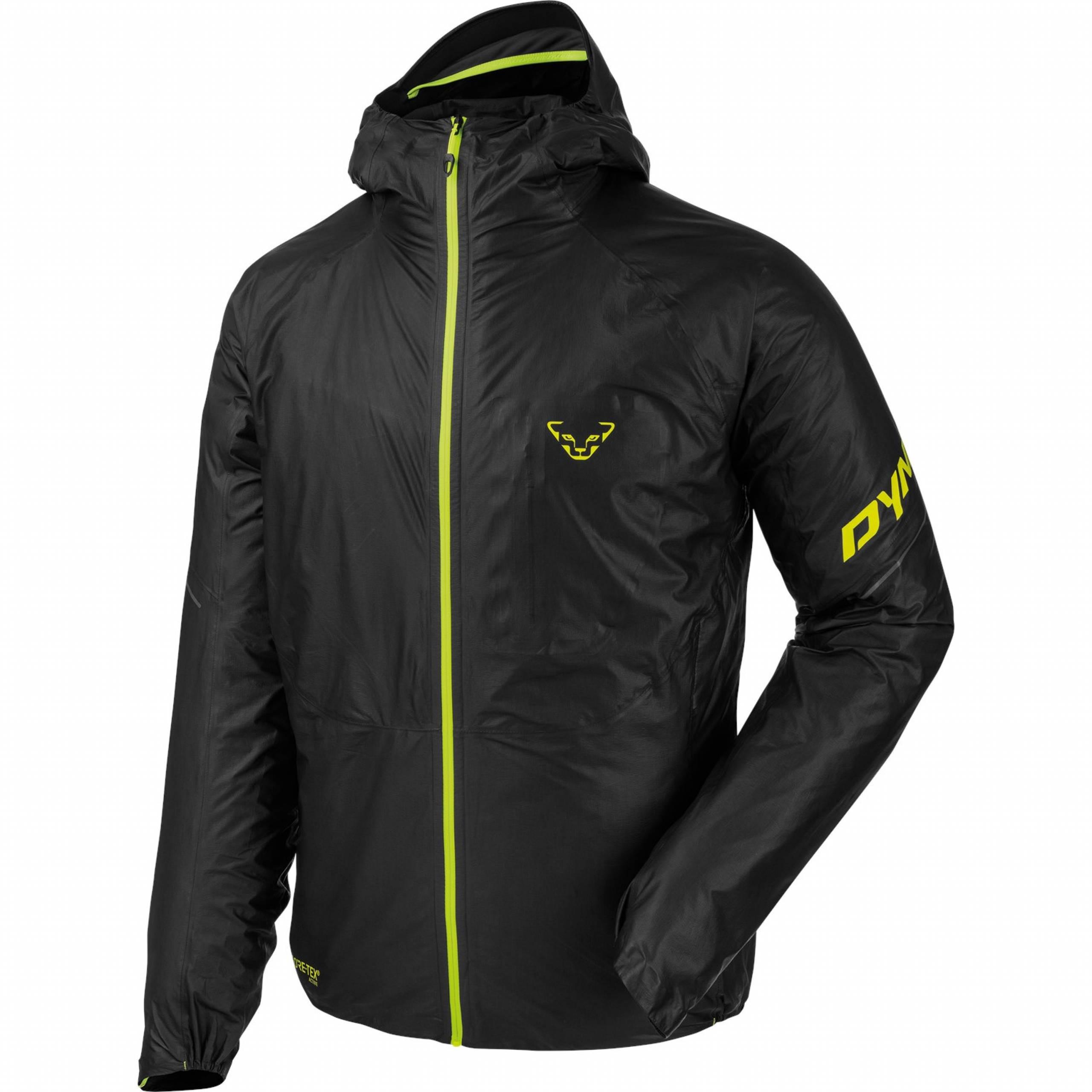 Hardshell jacket men s ski touring and trail running