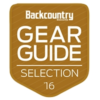 Backcountry - Gear Guide Selection 2016