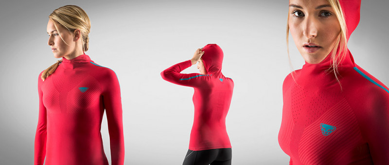 Dynafit Elevation seamless technology shirt for women