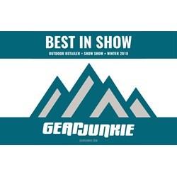 GEARJUNKIE Best in Show Award 2019