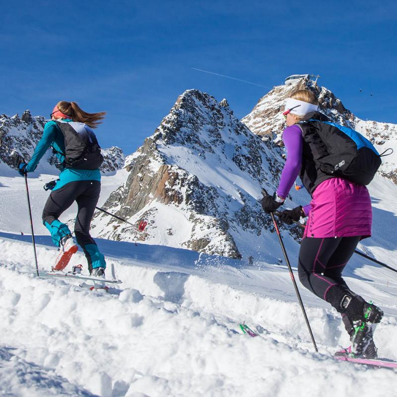 Dynafit Skitourenpark Pitztal - Intervalltraining