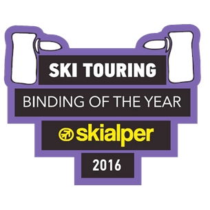 Skialper - Ski Touring Binding Of The Year 2016
